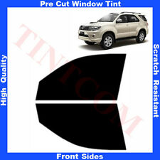 Pre Cut Window Tint Toyota Fortuner 5 Doors 2005-2010 Front Sides Any Shade