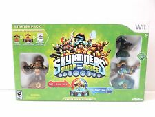 Skylander Swap Force Starter Pack in Box Nintendo Wii Game Portal 3 Figures