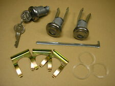 1955 1957 Pontiac 4 Door; Wagon & Safari Trunk Lock Set, CL199