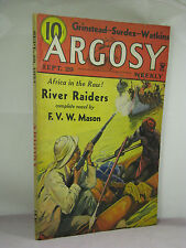 Argosy Weekly Sept 29 1934,A Merritt Creep Shadow4/7,Mason,Grinstead,W Wirt,Rud+
