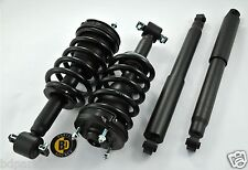 Full Set of 4 Complete Struts Loaded with Springs for 2008 GMC Sierra 1500