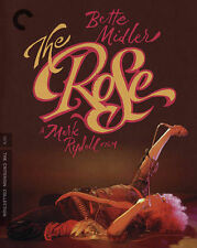 The Rose (Blu-ray Disc, 2015, Criterion Collection) Near Mint