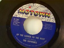 "SUPREMES ""UP THE LATTER TO THE ROOF / BILL WHEN ARE YOU COMING BACK"" 45"