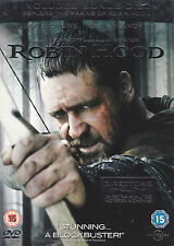 Robin Hood (DVD Action Movie)  Russell Crowe  Mark Strong  Ridley Scott