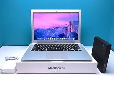 Apple MacBook Air 13 inch OSX 2016 *Core i7 2.0Ghz* 8GB RAM SSD - 1 Yr Warranty