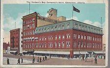 1920's The Hudson's Bay Company's Store Edmonton Alberta