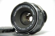 Pentax Super-Takumar 35mm F/3.5 MF Wide Angle Prime Lens SN3897587 for M42 Mount