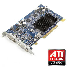 Authentique Apple Power Mac G5 ATI 9600XT 128 Mo DVI & ADC graphique carte vidéo AGP
