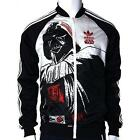 ADIDAS STAR WARS DARTH VADER BLACK WHITE TRACK TOP JACKET M L XL