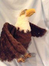 Steiff Bald Eagle  Mohair  EAN667015 #603/1500   Plush New/box,bag,cert. $329.99