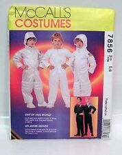 1995 McCall's STAR TREK NG Costumes PATTERN # 7856