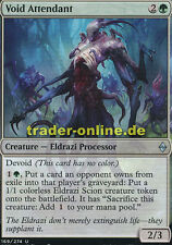 2x Void Attendant (Diener der Leere) Battle for Zendikar Magic