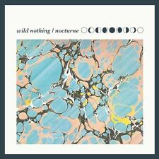 Wild Nothing NOCTURNE 2nd Album +MP3s CAPTURED TRACKS New Sealed Vinyl LP