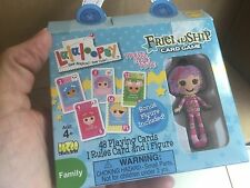 Lalaloopsy Doll Friendship Travel Card Game Figure Backpack Dangle Keychain Tote