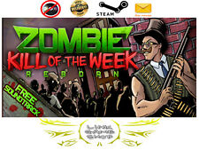 Zombie Kill of the Week - Reborn PC & Mac Digital STEAM KEY - Region Free