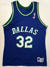 MAILLOT BASKET CHAMPION NBA JERSEY DALLAS MASHBURN