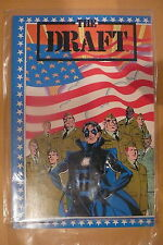 Marvel Comics The Draft 1988 45 page Mini GN  Near Mint
