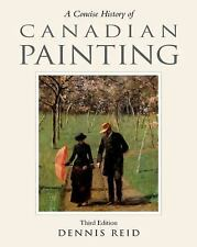 A Concise History of Canadian Painting-ExLibrary