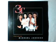 "3T feat. MICHAEL JACKSON Why 12"" HOLLAND TODD TERRY"