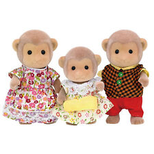 Sylvanian Families Monkey Family Set