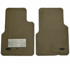 New Ford Crown Vic Floor Mats Factory Front Floormats Med Dark Parchment Brown