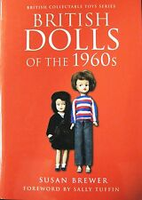 British Dolls of the 1960s handbook Handbuch Puppen handboek Britse poppen