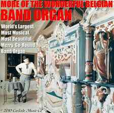 More of the Wonderful Belgian Band Organ Vol. 1 Carousel Music New CD