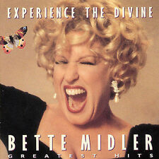 Experience the Divine Bette Midler: Greatest Hits by Bette Midler (CD, Jul-1999,