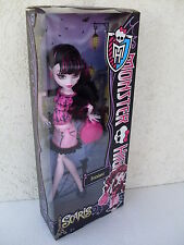 draculaura scaris monster high city frights doll poupèe NRFB 2012 mh Y0396 Y0392