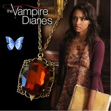 Collier Talisman Bonnie Benett série Vampires Diaries Identique Photo
