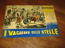 FOTOBUSTA,1956,I vagabondi delle stelle,Mario Girotti,Bovo,Fellini