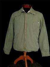 EXCEPTIONALLY RARE COLLECTORS ITEM VINTAGE WWII LIGHT FIELD JACKET SIZE MEDIUM