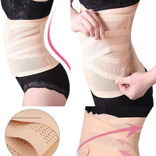 Adjustable Postpartum Recovery Belly Band Waist Tummy Belt Slimming Body Girdle