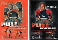 Kickboxing Muay Thai BEG - ADV - COMPETITION -TRAINING 2 DVD SET Jean Luc Kitoko