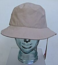 Genuine Belstaff Stucco Reversible Fisherman's Cap Bucket Hat Size 1