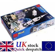 Space Rocket Landing c/w Astronaut Figure Compatible Building Bricks 229Pcs DB