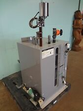 "H.D.COMMERCIAL / INDUSTRIAL ""IWAKI"" CTS 300 CHEMICAL FEEDING UNIT W/ MAGNET PUMP"