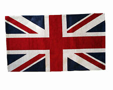 Tappeto bandiera inglese 65x110cm altre misure dispon english flag made in italy