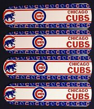 "New MLB CHICAGO CUBS 42"" Ceiling Fan BLADES ONLY"