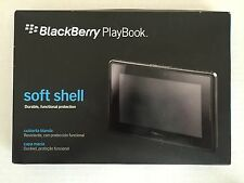 BRAND NEW IN BOX BLACKBERRY PLAYBOOK SOFT SHELL PROTECTOR FUNCTIONAL PROTECTION