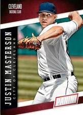 Justin Masterson 7 2014 Panini National Convention Team Colors