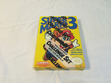 Super Mario Bros. 3 Challenge Set version (Nintendo NES, 1990) Brand New Sealed