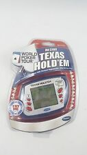 Radica World Poker Tour Texas Hold'Em Hold Em Travel Electronic Card Game New