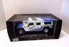 1998 Maisto Epecial Edition 'Hummer Station Wagon - Spicer'  Die-Cast  1/18