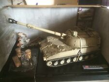 US M109 Self Propelled. Forces of Valor 1/32 (D-day). Mod. 80021