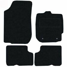 Dacia Duster 2013 Onwards Fully Tailored Car Mats Black