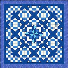Sunnie Quilt's BRIGHTEST JEWEL Pattern FREE US SHIPPING