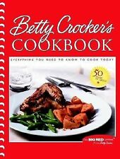 Betty Crocker's Cookbook: Everything You Need to Know to Cook Today (Betty Crock
