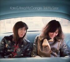 Tell My Sister; Kate & Anna McGarrigle 2011 CD, Folk Rock, Nonesuch Very Good