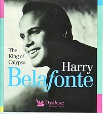 Harry Belafonte  -  The King of Calypso    Reader's Digest   4 CD Box  OVP
